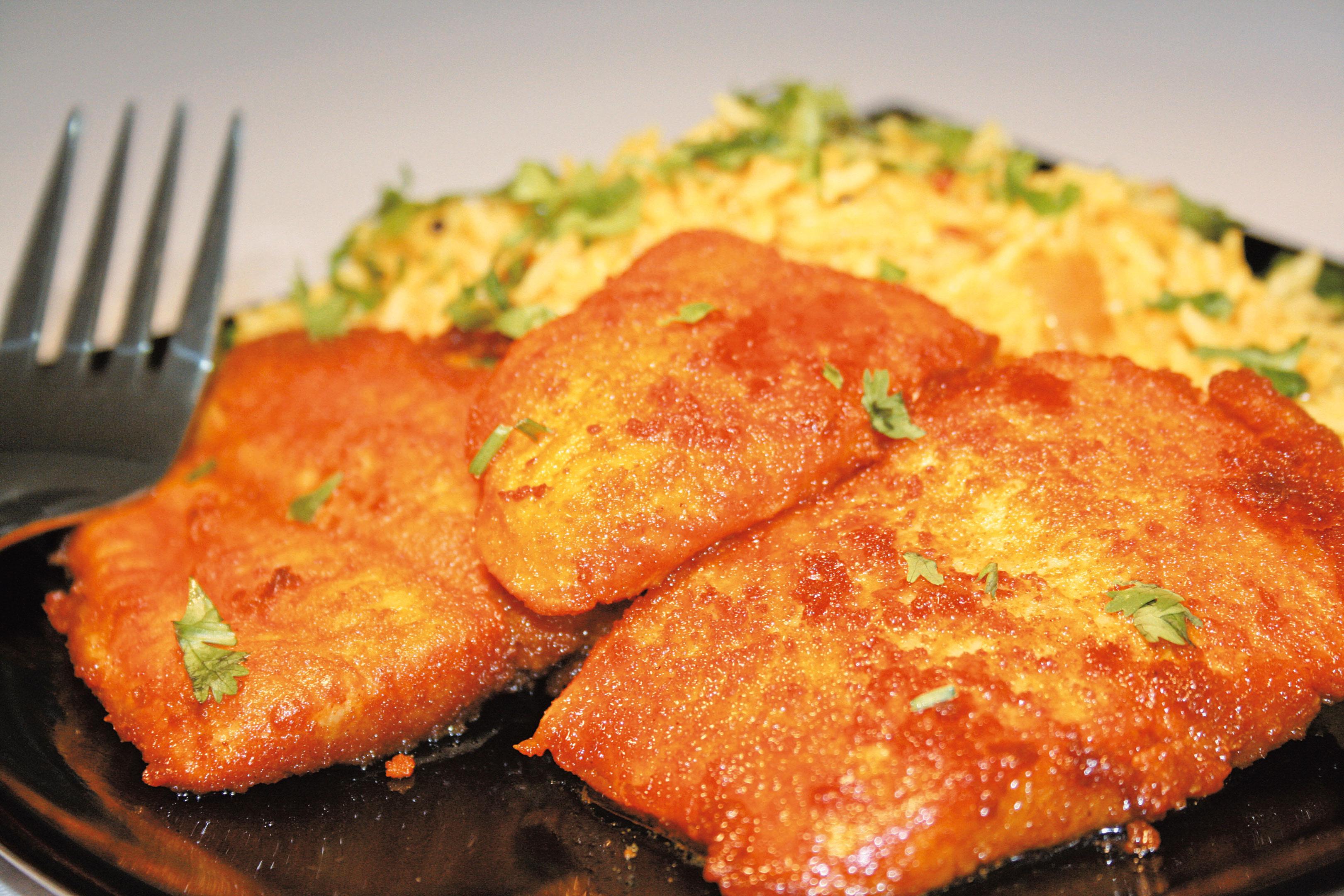 Рыбное филе сырном кляре рецепт пошагово