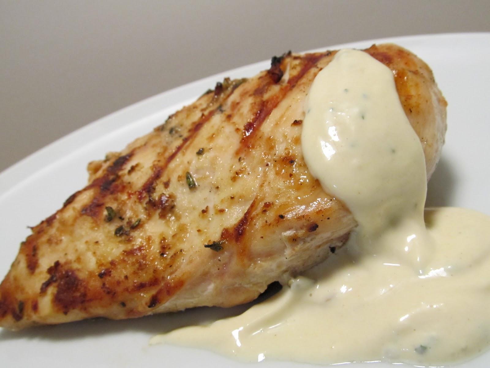 دجاج بالمايونيز