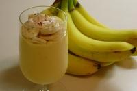 عصير الموز