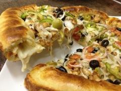 كرسبي بيتزا